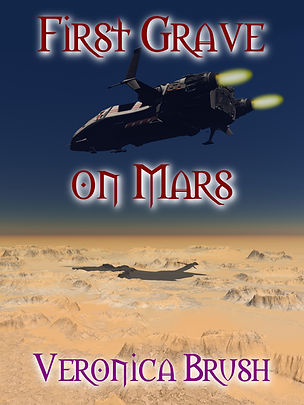 First Grave on Mars cover