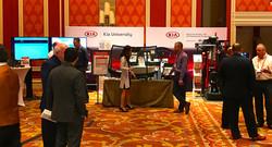 Kia National Dealer Meeting: Car Salon / Partner Showcase