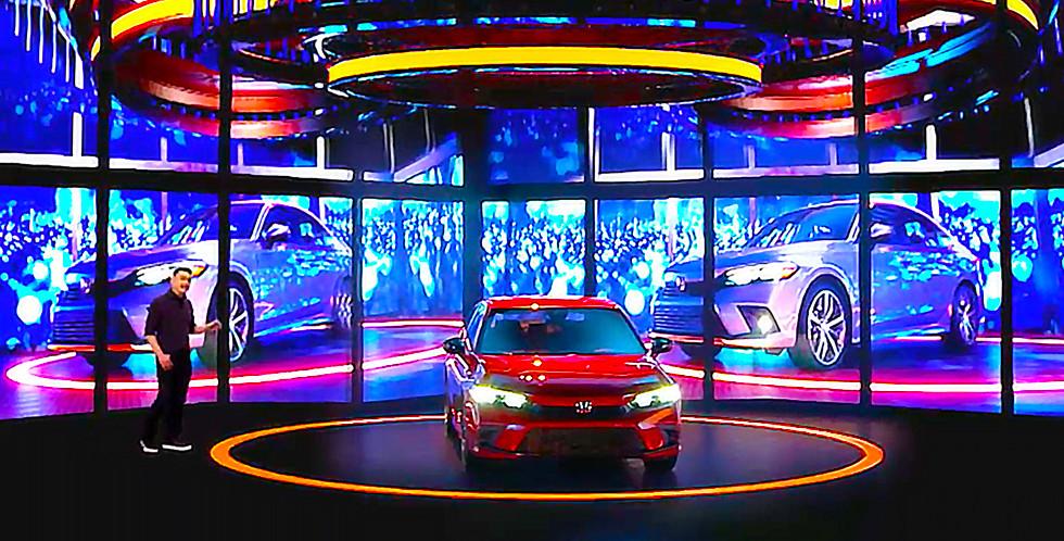 Honda Canada Virtual Meeting 2021
