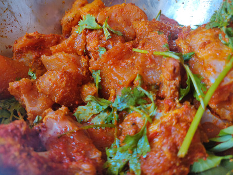 Spicy Chicken Masala Recipe