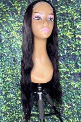 "32""  transparent lace wig Body Wave"