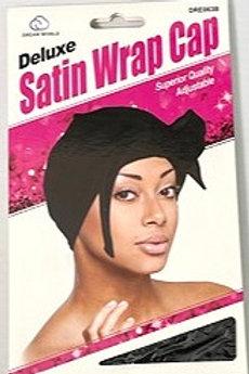 SATIN WRAP CAP