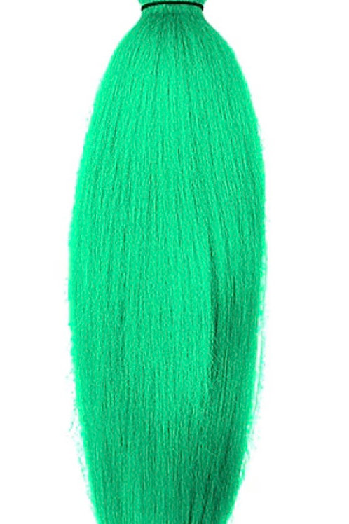 kanekalon 28'' color GREEN