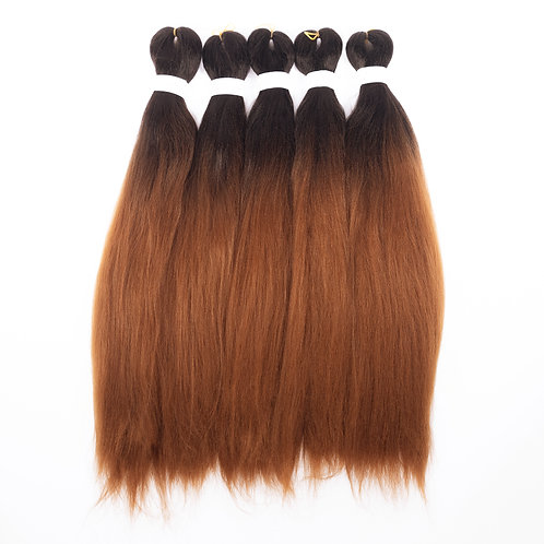 PRE STRETCHED COLOR: 1B30 26'' 1 PACK