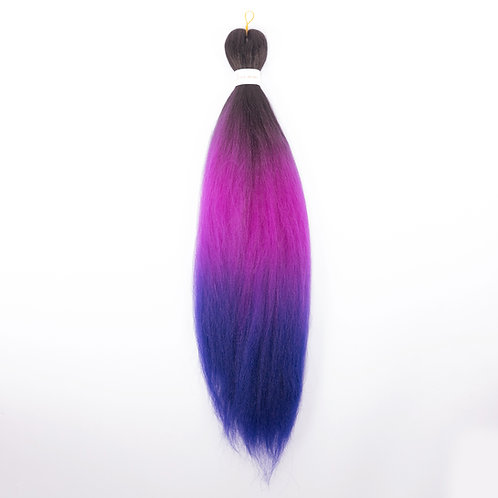 PRE STRETCHED COLOR: ROYAL  HIGHNESS 26''