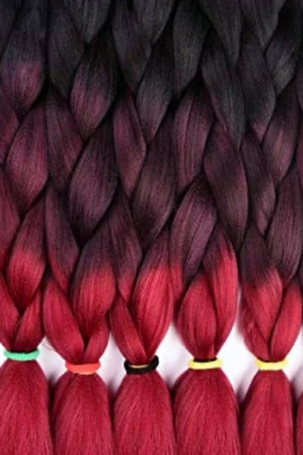 COLOR: HOT TAMALE  24''