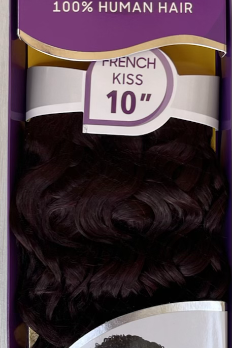 Outré Purple pack human hair (French kiss)