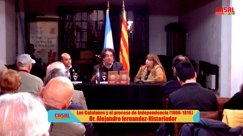 Los Catalanes y el proceso de Independencia (1806-1816) Matices de un vinculo.