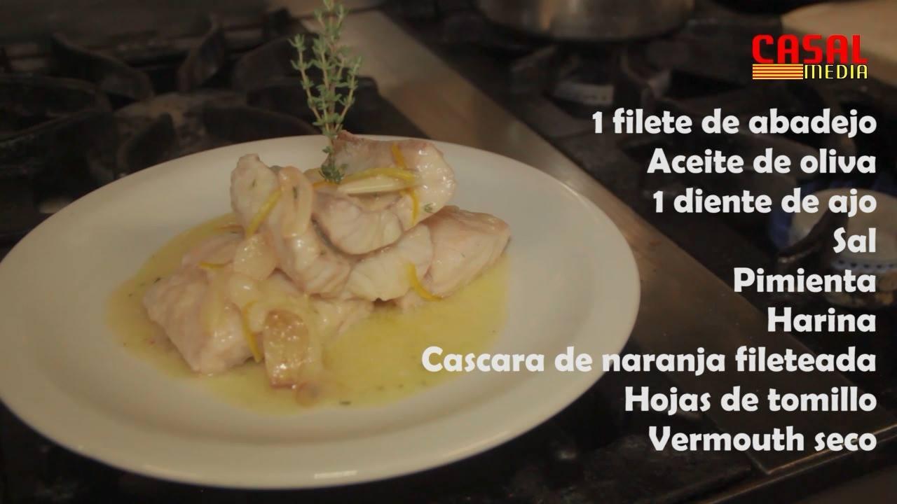 La Cuina de la iaia. Hoy cocinamos abadejo al vermouth, mirá!!!