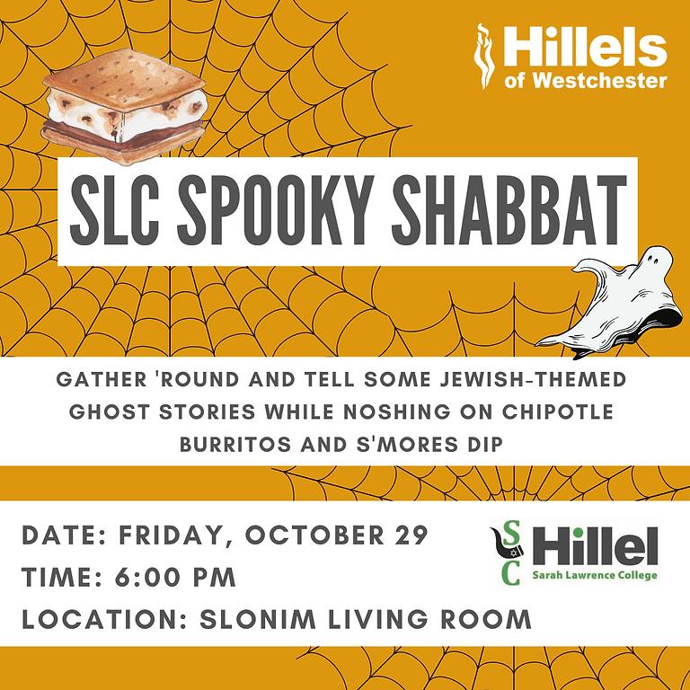 SLC Spooky Shabbat