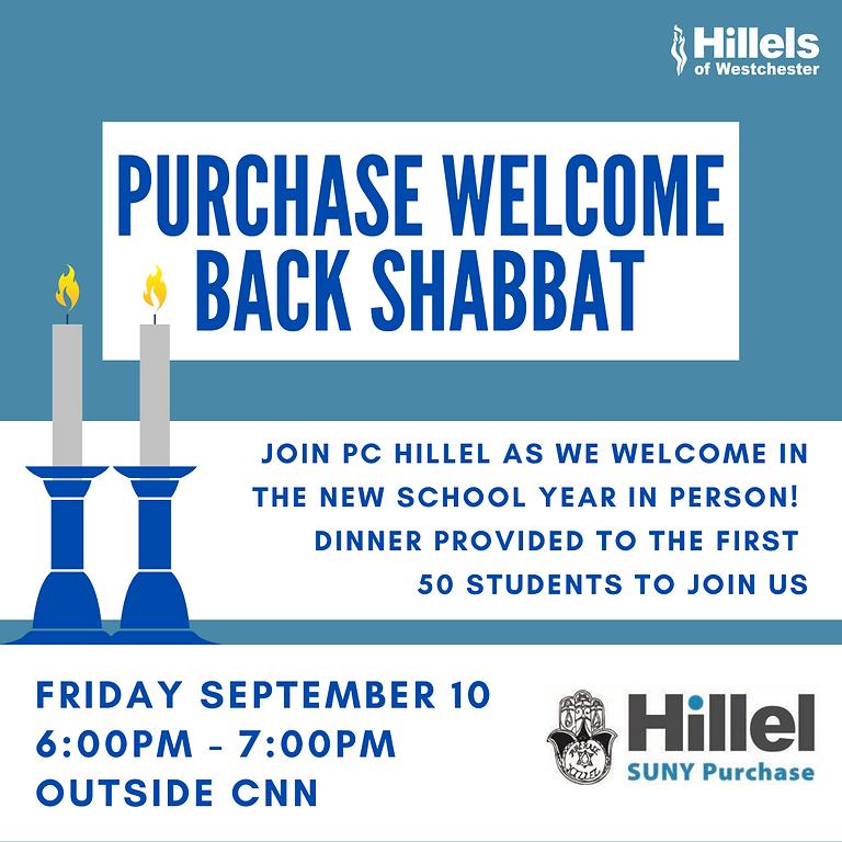 Purchase Welcome Back Shabbat