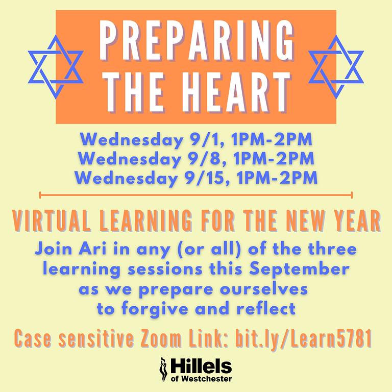 Preparing the Heart  (1)