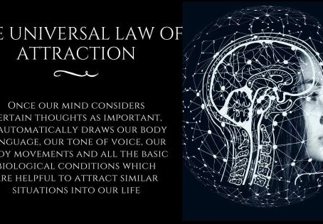 The Law of Attraction | Fourth Law of The Universe | 12 Laws of The Universe