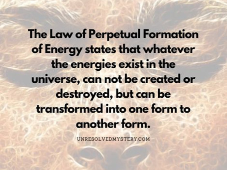 The Law of Perpetual Transmutation of Energy | The Eighth Law of Universe | 12 Laws of The Universe