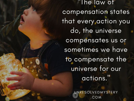 The Law of Compensation | The Seventh Law of Universe | 12 Laws of The Universe