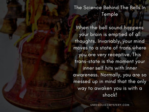 Science Behind The Temple - Part 3 | Why Temple Has Bells?