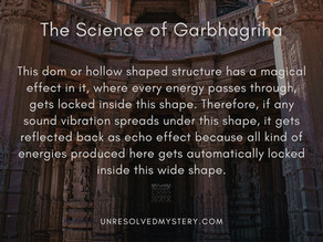 The Science Behind The Temple - Part 6 | The Science Behind The Garbhagriha/Moolsthanam