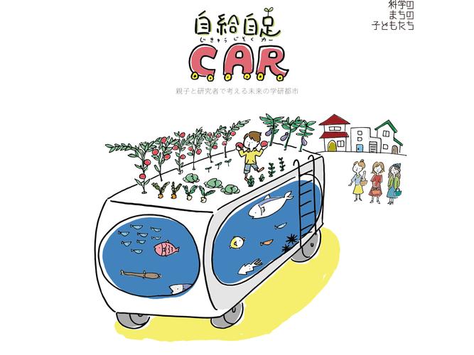 自給自足CAR