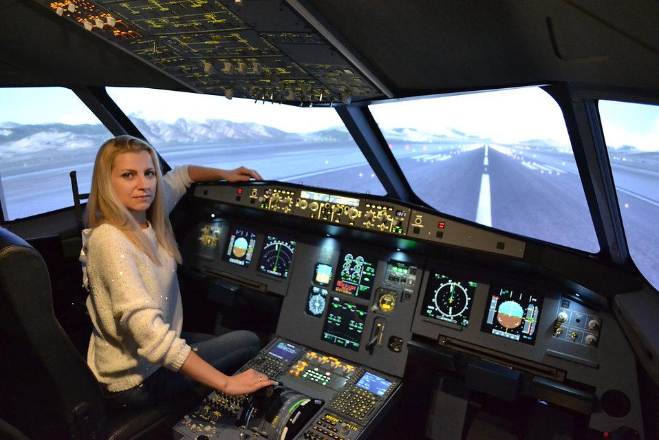 Airbus A320 Simülatör IFSC