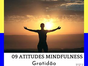 Atitude Mindful - Gratidão
