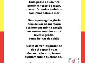 Poema Mindful - Cantares- Antônio Machado