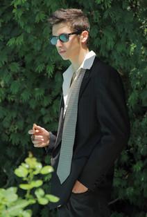 Ryan model Jeff Varga fashion photograph