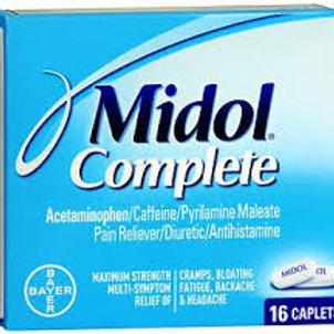 Midol Complete 16 Caplets