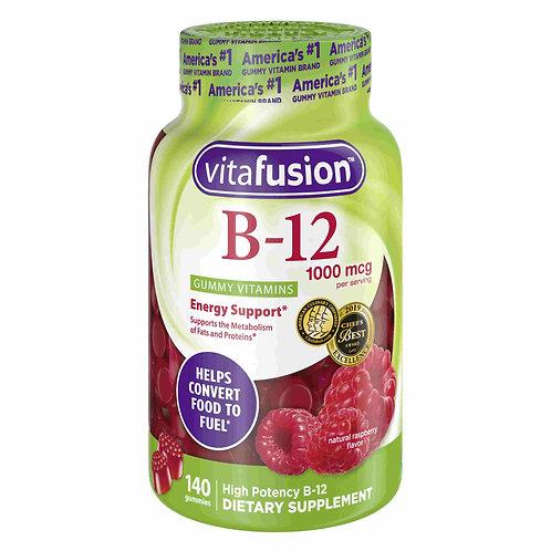 VitafusionExtra Strength B-12 3000 mcg Cherry 90 Gummies