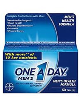 One-A-Day Men Tab 60 ct