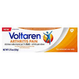 Voltaren Topical Arthritis Pain Relief Gel 1.76 oz