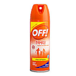 OFF Family Insect Mosquito Repellent Spray 170g