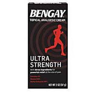 Ultra Strength Bengay