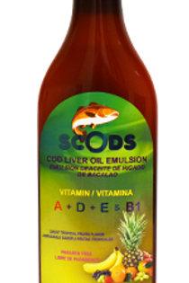 Scods Cod Liver Oil