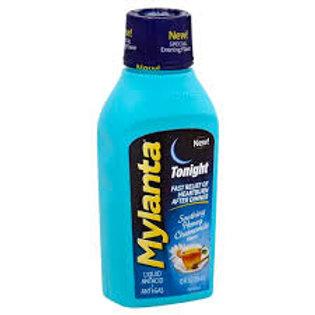 Mylanta Liquid Antacid+AntiGas Soothing Honey Chamomile 12oz