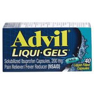 ADVIL LIQUIGEL 40 ct