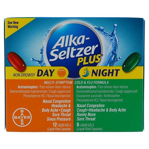 Alka-Seltzer Plus Liquigel Day/Nite 20ct
