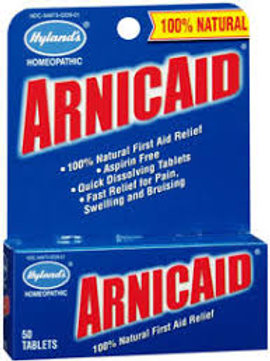 ARNICAID Natural First aid