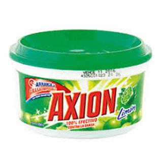 Lavaplatos Axión Crema Limón x 450 g