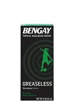 Bengay Greasless Pain Relieving Cream