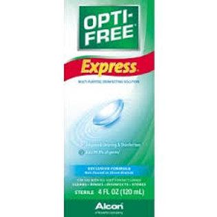 Opti-FreeExpress Multi-Purpose Disinfecting Contact Solution 4.0oz