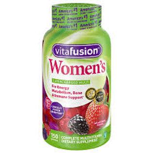 Vitafusion Women's Gummy Vitamins Berry