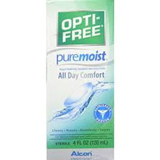 Opti-Free Pure Moist Disinfecting Solution