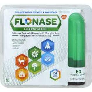 Flonase24 Hour Allergy Relief Nasal Spray 60 metered