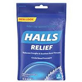 HALLS RELIEF Mentho- Lyptus Flavour 30 Drops