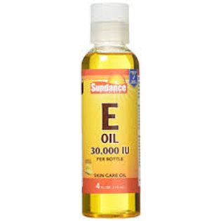 Sundance Vitamin E Oil Liquid, 4OZ