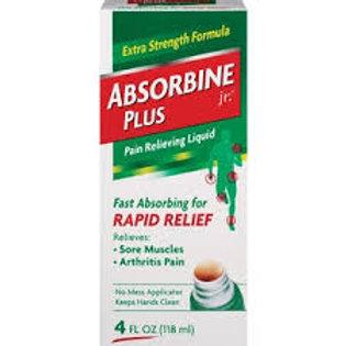 Absorbine Jr Plus Pain Relief Liquid