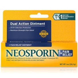 NEOSPORIN + PAIN RELIEF 1OZ