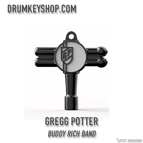 Gregg Potter Signature Drum Key