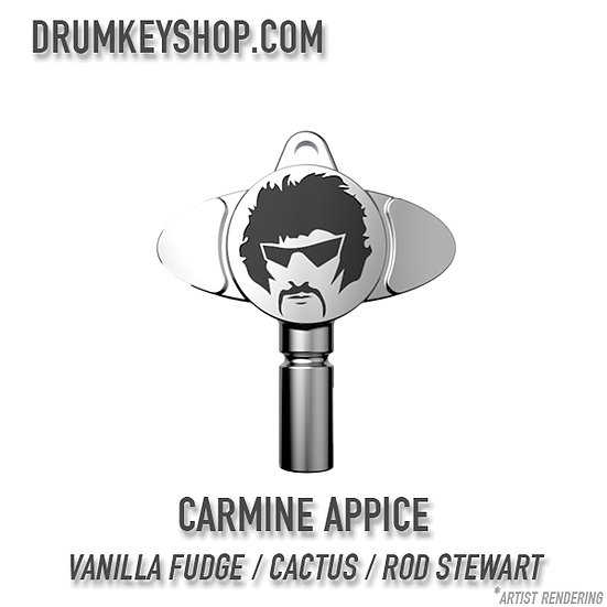 Carmine Appice Signature Drum Key