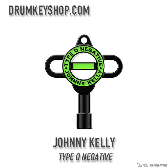 Johnny Kelly Signature Drum Key